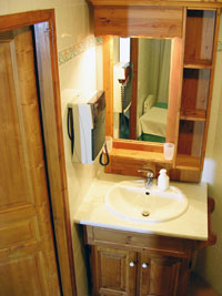 Chalet Chardon Bathroom