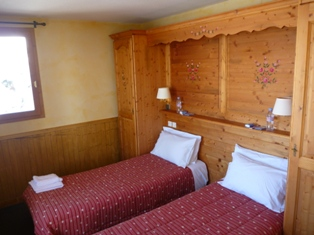 Chalet Chardon Bedroom